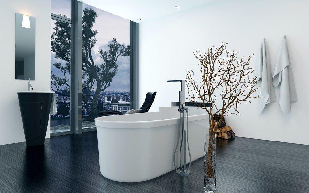 Badewannenarmatur für Ihre Wellness Oase · Ratgeber Haus & Garten