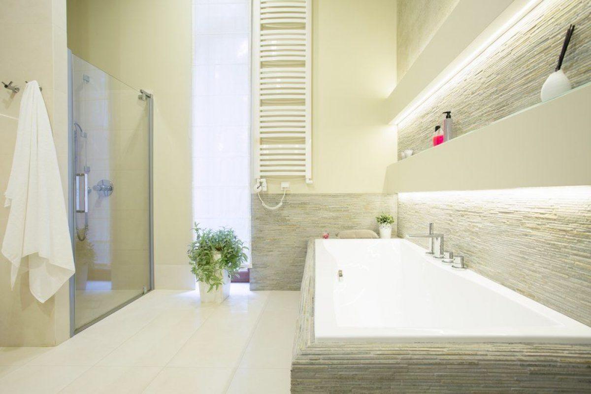 18 Tipps Badezimmer Beleuchtung - Spiegelbeleuchtung