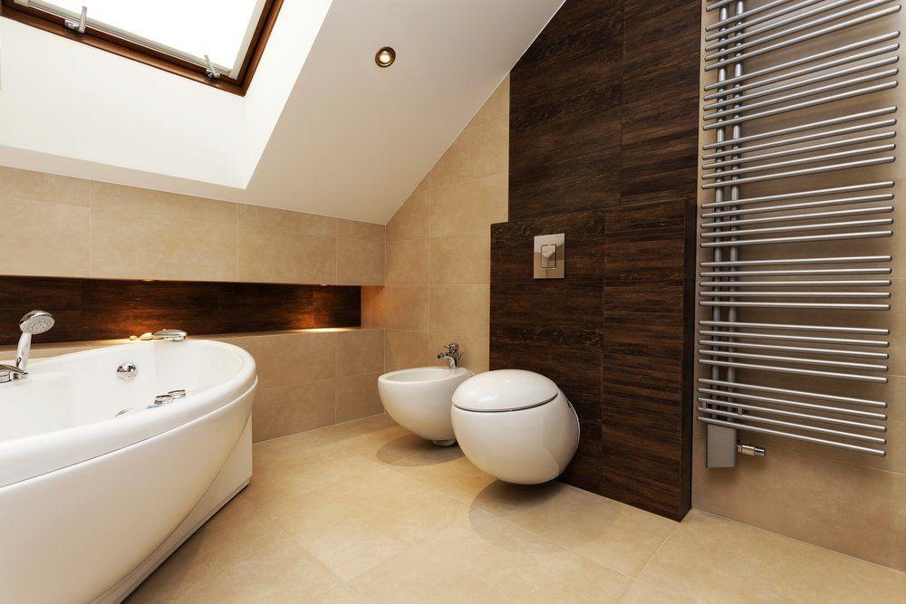 Badezimmer Trend – Farbe Weiss mit Holz · Ratgeber Haus & Garten
