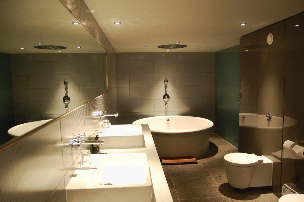 Badezimmer die richtige Beleuchtung · Ratgeber Haus & Garten