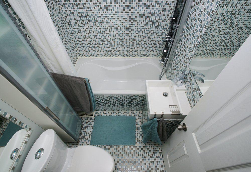 Kleines Badezimmer - Tipps kleines Badezimmer einrichten · Ratgeber ...