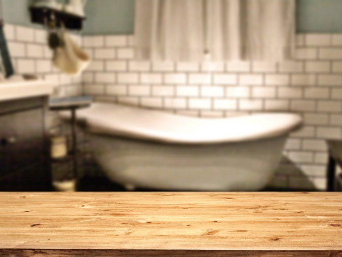 Holz im Badezimmer · Ratgeber Haus & Garten