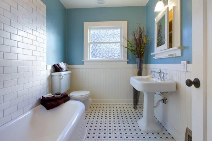 sichtschutz folien f r das badezimmerfenster ratgeber haus garten. Black Bedroom Furniture Sets. Home Design Ideas