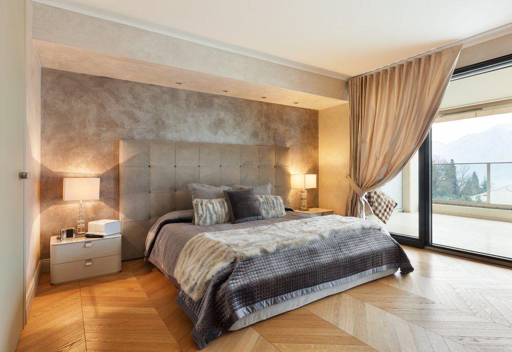 Wandfarbe das schlafzimmer kreativ gestalten ratgeber haus garten - Wandfarbe schlafzimmer ...