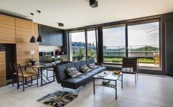 Wohnung Einrichten Modern Wohnküche