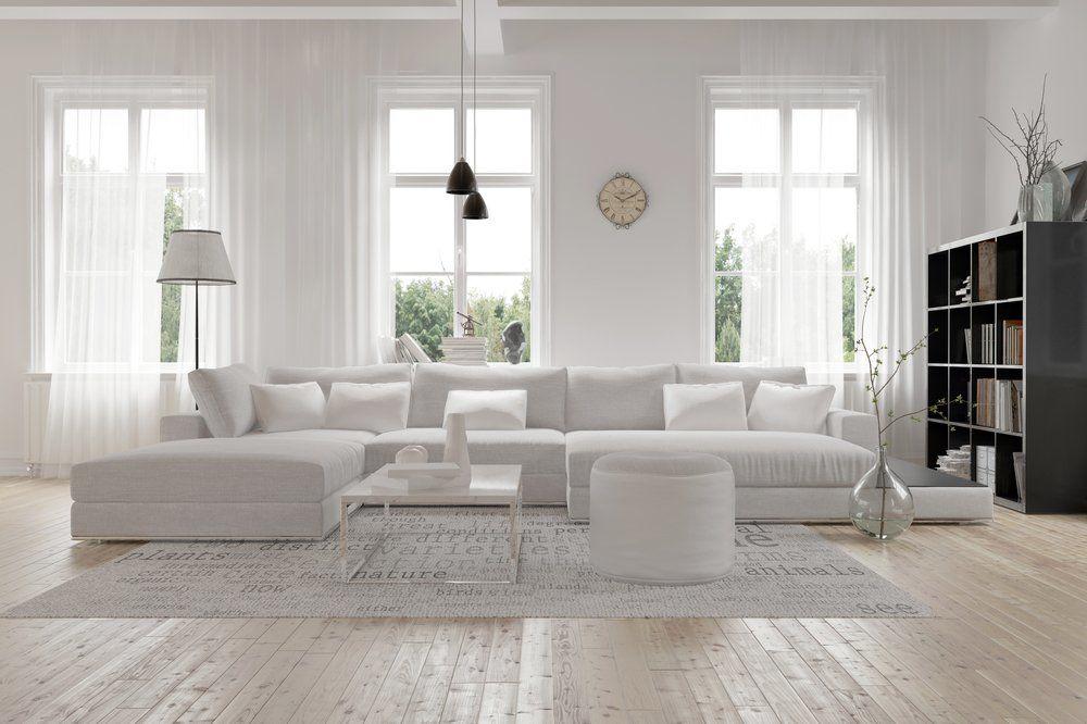 Wohnzimmer Einrichten Im Wundervollem Weiss