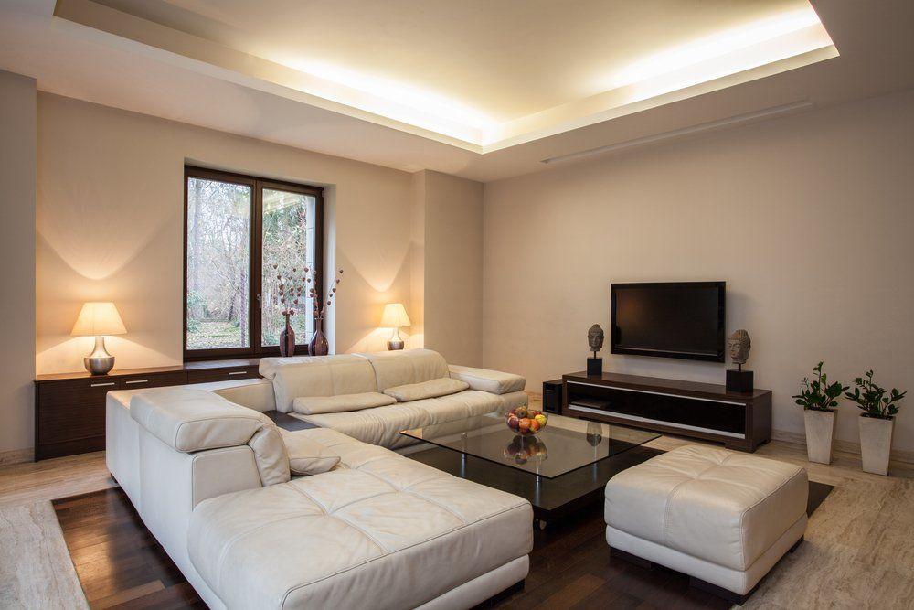 deckengestaltung tipps zum gestalten ratgeber haus garten. Black Bedroom Furniture Sets. Home Design Ideas