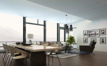 einrichtungsstil-glas-pflanzen-loft-modern