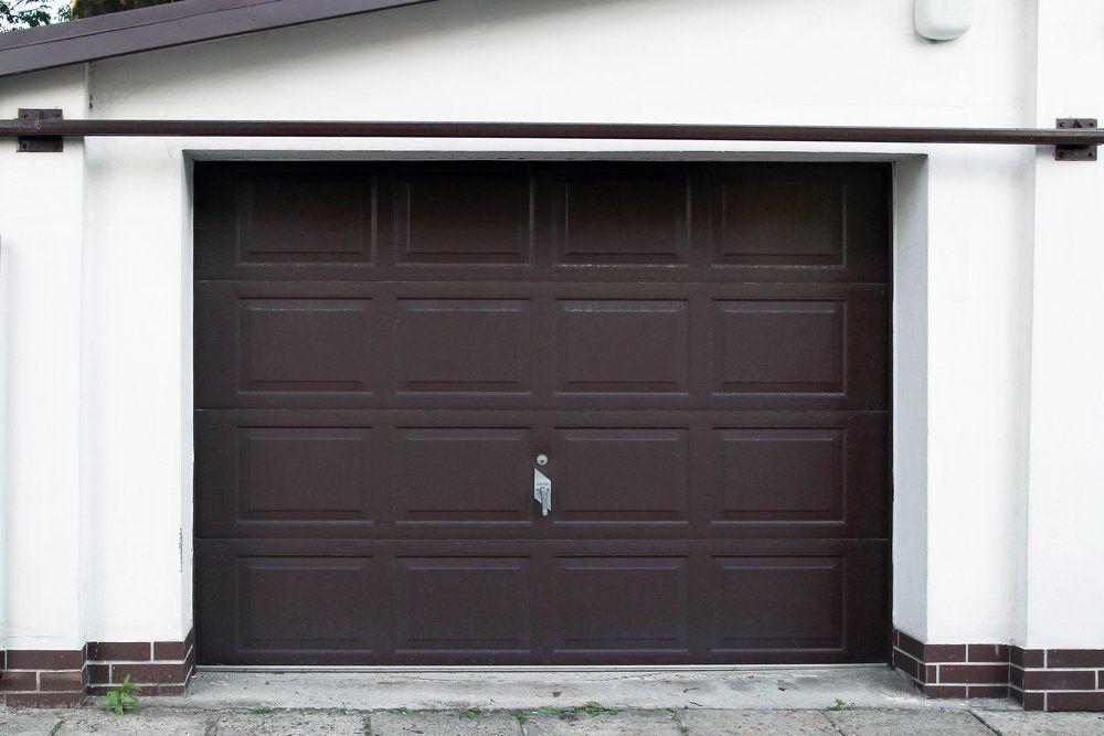 Garage streichen  Garagentor richtig streichen · Ratgeber Haus & Garten