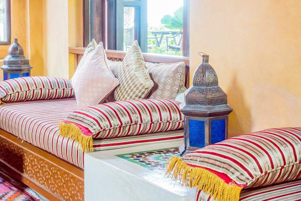 einrichten mit orientalischen wohnelementen ratgeber haus garten. Black Bedroom Furniture Sets. Home Design Ideas