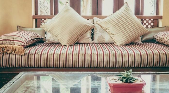 Orientalische Orient Möbel Sofa