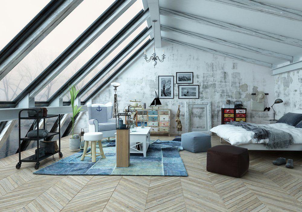 tipps dachgeschoss einrichten ratgeber haus garten. Black Bedroom Furniture Sets. Home Design Ideas