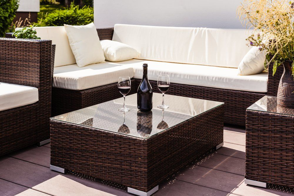 Rattan lounge mbel affordable garten loungembel ebay for Loungemobel garten modern