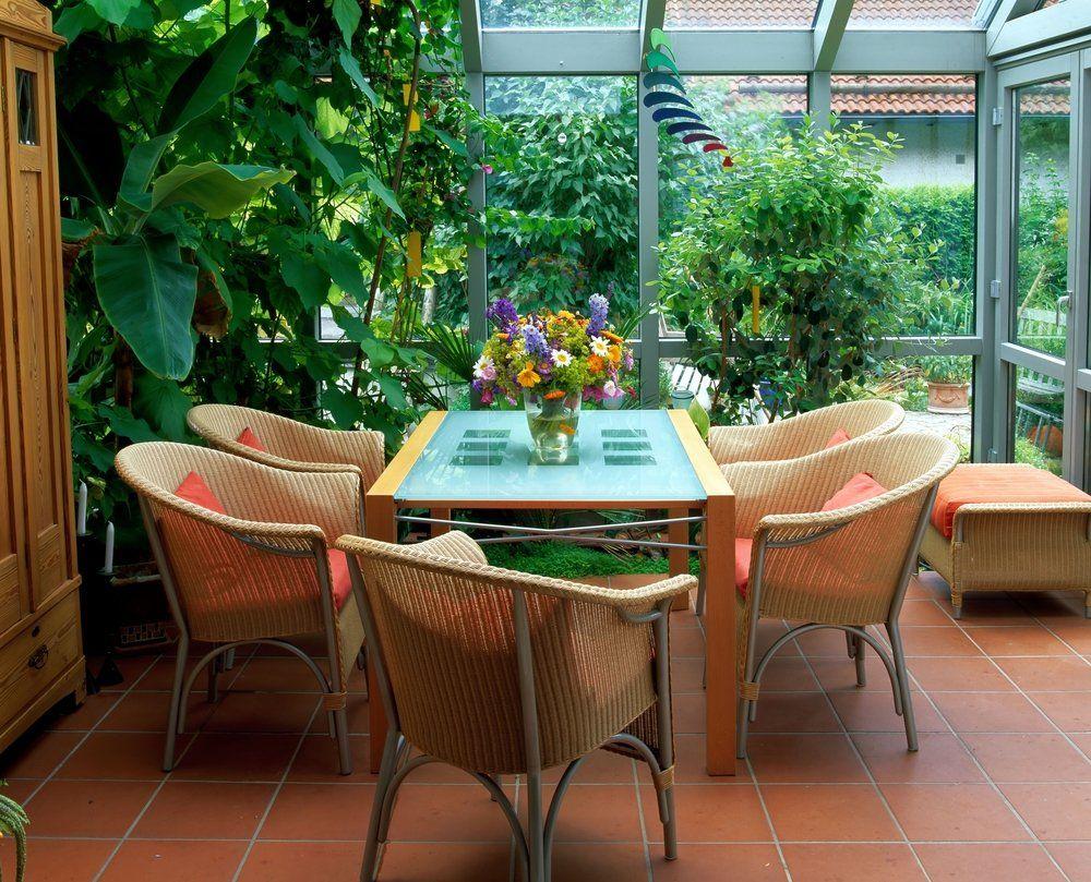Naturliche Wintergarten Beschattung Ratgeber Haus Garten