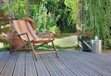 Holz Terrasse Flair