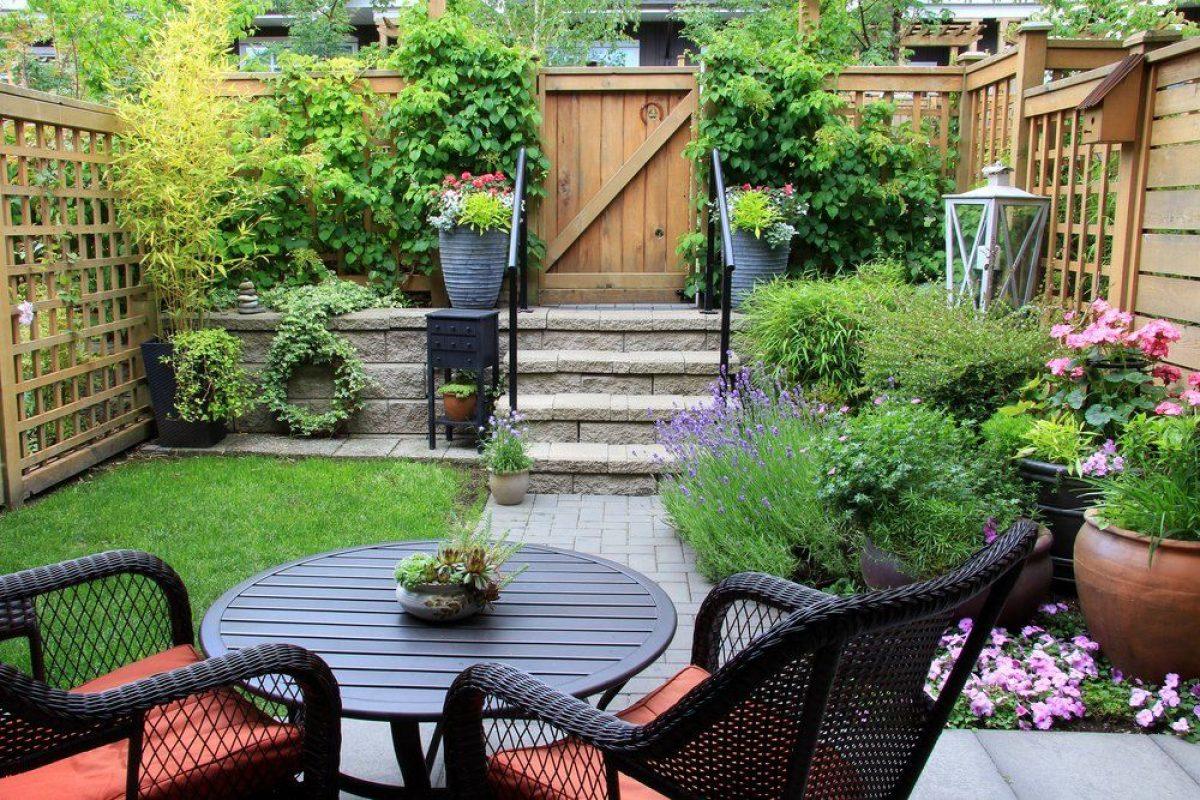 Terrassenmöbel für kleine Terrassen
