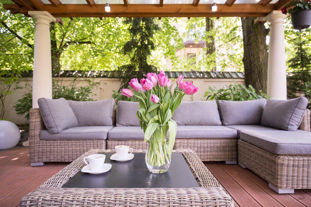 terrassengestaltung im fr hling ratgeber haus garten. Black Bedroom Furniture Sets. Home Design Ideas