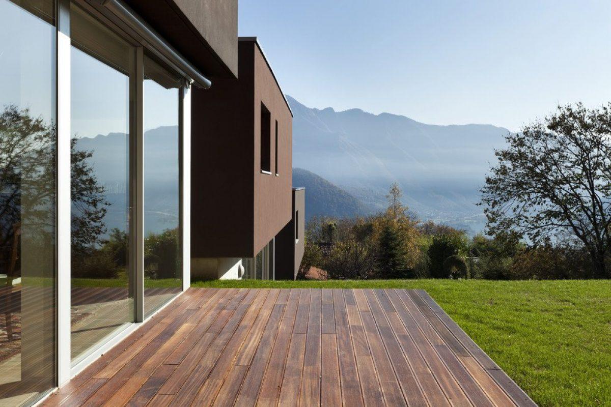 Holzfliesen Für Die Terrasse