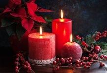 Weihnachtsstern Dekoration Rot Weihnachtsdeko