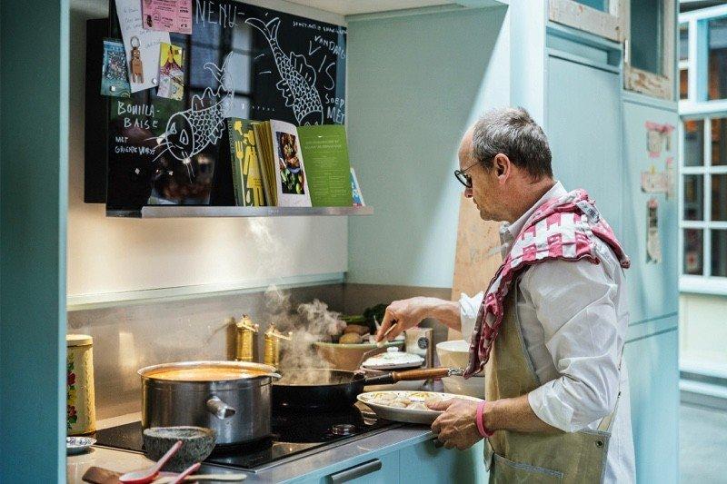 Moderne Küche Auf Der LivingKitchen 2017