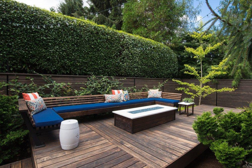 Der Sichtschutz Im Garten Sorgt Für Privatsphäre · Ratgeber Haus ... Tipps Sichtschutz Garten Privatsphare