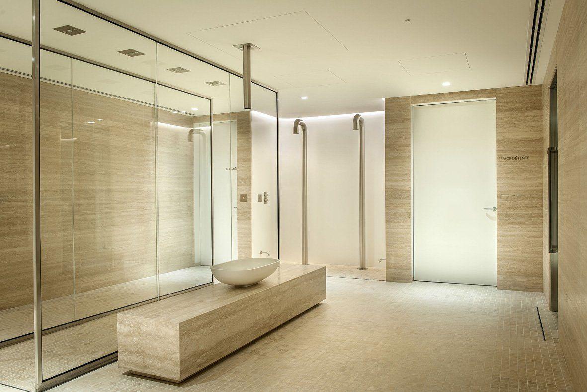 Das Bad mit Marmor Ambiente · Ratgeber Haus & Garten