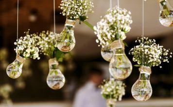 Hochzeit Garten Gartenhochzeit Dekorationen Ideen