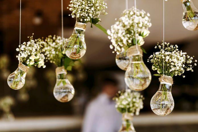 Die 24 Schönsten Hochzeit Dekorationen für die Gartenhochzeit