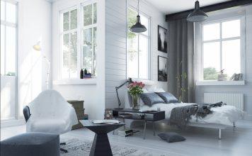 Skandinavische Einrichtung Wohnzimmer Ideen Wohnideen