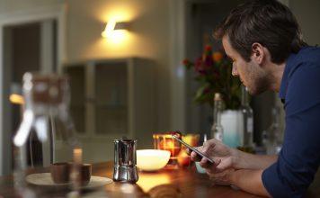 Philips Hue Beleuchtung Smart home - smart control