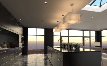 Smart Home Küche Beleuchtung Heizung