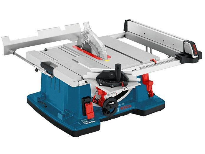 Ratgeber Tischkreissäge - Bosch Professional Tischkreissäge GTS 10 XC