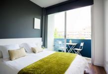 Wandfarbe Schlafzimmer Grau Blau Grün Grundfarben