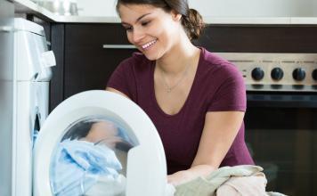 Stromverbrauch eines Trockner Wäschetrockners